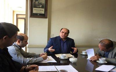 جلسه هماندیشی جشنواره بینالمللی فیلم کودک و نوجوان تبریز برگزار شد