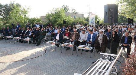 بهره برداری از ۱۲۵ پروژه با اعتبار ۶۲۷ میلیارد تومان در شهرستان تبریز