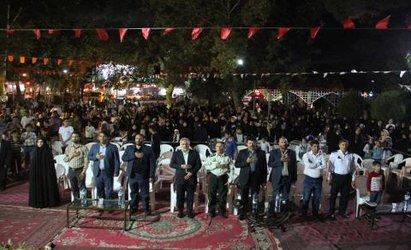 شادی مردم چناران در فرخنده عید سعید غدیر خم