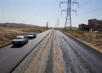 آگشته شهردار آبیک :آسفالت ریزی ۲۰ هزار تن با هدف بهبود عبور و مرور شهری