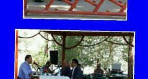 گفتگو مستقیم جناب آقای حاج رضا زارع زاده و مهندس نصرتی با شبکه سراسری رادیو گفتگو