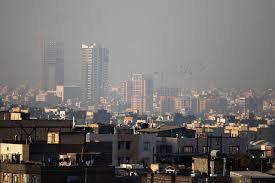 مشهد در سال جاری تنها ۱۷ روز هوای پاک داشته است