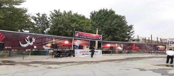 روز پرکار شهرداری در تاسوعا و عاشورا