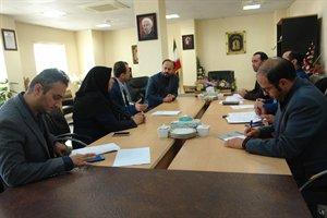 گزارش تصویری جلسه پیگیری مسائل و مشکلات پروژه مسکن انجمن خیرین مسکن ساز یکشنبه ۱ مهر ۹۷
