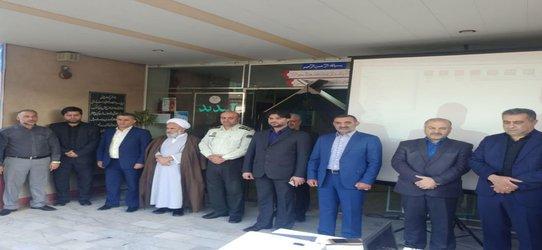 مراسم آغاز سال تحصیلی ۹۸-۹۷ با حضور شهردار تنکابن و دیگر مسئولین شهرستانی