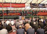 نهضت امام حسین ( ع ) درسی برای تمام آزادگان جهان است