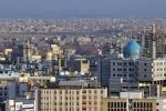 هوای شهر مشهد با شاخص کیفی ۶۰ سالم است