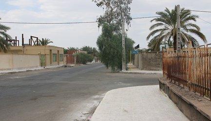 گزارش تصویری از شروع فرش موزائیک خیابان حافظ و نواب صفوی