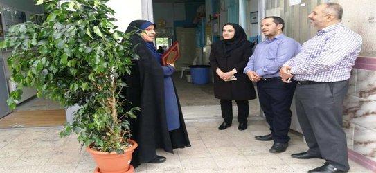روابط عمومی منطقه دو:گزارش تصویری بازدید از تعدادی از مدارس محدوده منطقه به مناسبت بازگشایی مدارس