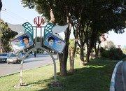 تمثال مبارک شهدای گرانقدر شاهین شهر در شهر نصب گردید