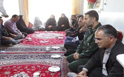 عسگری رئیس شورای شهر ابهر: پرچم افراشته شهدا همیشه در اهتراز خواهد ماند
