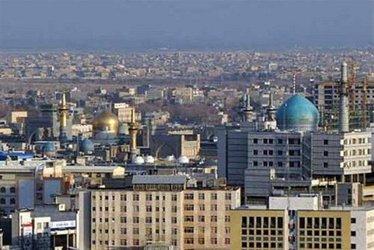 پایداری کیفیت سالم هوای شهر مشهد