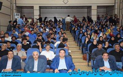 همایش ناشنوایان استان مازندران به مناسبت هفته جهانی ناشنوایان