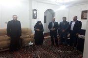 دیدار با خانواده شهداء به مناسبت هفته دفاع مقدس چهارشنبه ۴ مهر ۹۷