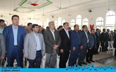 گزارش تصویری عطر افشانی مزار شهداء در هفته دفاع مقدس