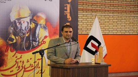 جایگاه ممتاز آتش نشانی تبریز در کشور/ تبریز به ۴۰ ایستگاه آتش نشانی نیازمند است
