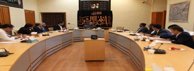 روزهای  شنبه هر هفته جلسه هماهنگی امور اجرایی شهرداری با حضور مدیران مناطق و سازمانها برگزار خواهد شد.