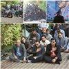 مراسم سالگرد عالم مجاهد و ربانی شهید سید عبدالکریم هاشمی نژاد در جوار آرامگاه شهدا غواص(پارک ملت) با مشارکت سپاه