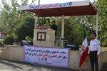 آتشنشانی زنجان بیرون از محدوده شهری هم خدمات ارائه میکند