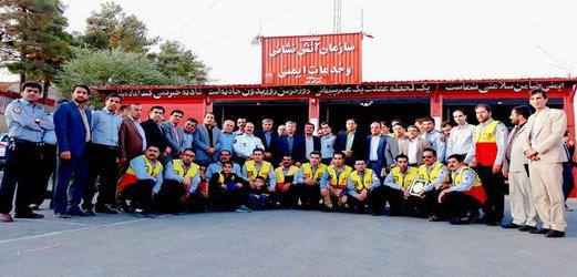 فعالیت سه پایگاه آتش نشانی با ۴۳ نیروی عملیاتی در شهر یاسوج