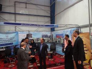 حضور سازمان در دوازدهمین نمایشگاه تخصصی صنعت ساختمان و تاسیسات بجنورد