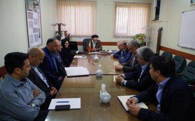 برگزاری جلسه انجمن خیرین مسکن ساز خراسان رضوی با محوریت خدمات تامین اجتماعی
