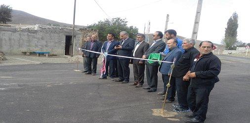همزمان با بهره برداری فاز اول طرح هادی روستای بیلداشی ازتوابع شهرستان گرمی ، ۷۲ واحد مسکونی مقاوم سازی شده نیز افتتاح گردید