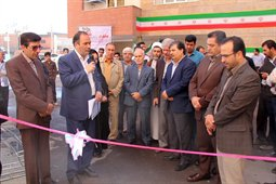 افتتاح ۱۶۵۲ مسکن، دو کلانتری و یک مسجد در کرمان با حضور قائم مقام وزیر راه و شهرسازی در مسکن مهر