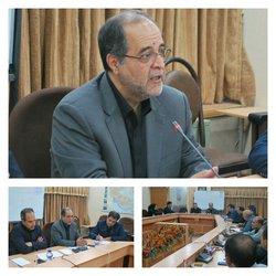 برگزاری نشست مشترک هم اندیشی اعضا کمیته فنی و کمیسیون ماده ۵