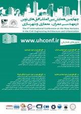 چهارمین همایش بین المللی افق های نوین در مهندسی عمران،معماری و شهرسازی