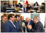 نشست مسوولان شاهین شهر با معاون رئیس جمهور برای متروی شاهین شهر