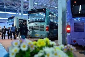 نهمین نمایشگاه حمل و نقل و ترافیک و خدمات شهری کشور در مشهد برگزار  ...