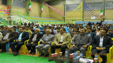 برگزاری جشن بزرگ غدیر توسط شهرداری فریمان