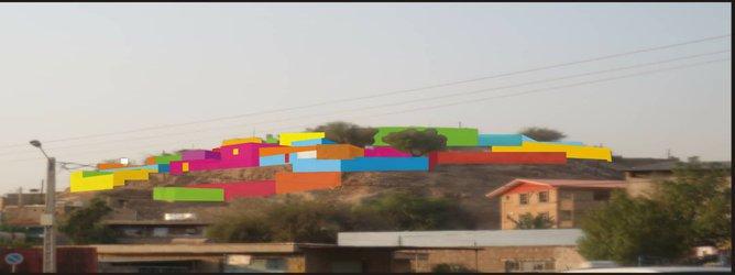 طرح ساماندهی منظر شهری مناطق بافت فرسوده توسط شهرداری مسجدسلیمان