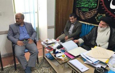 جلسه کمیسیون اشتغال و کار آفرینی شورای اسلامی شهر دامغان