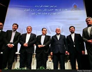 دستغیب خبر داد: حمایت وزارت نفت از حمل و نقل ریلی در شیراز