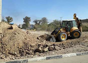 عملیات اجرایی مرحله نخست طرح توسعه پایانه بوئین زهرا آغاز شد