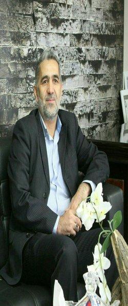 ایجاد المان های چهل گانه در آستانه ۴۰ سالگی انقلاب اسلامی
