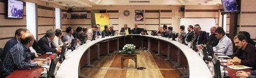 جلسه هماهنگی اجرای طرح معاینه فنی موتورخانه ها برگزار گردید