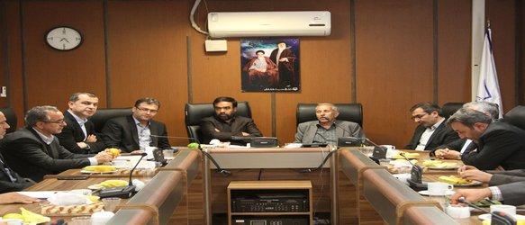 اولین جلسه هیات مدیره دوره چهارم سازمان تشکیل شد