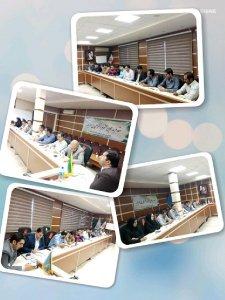 برگزاری جلسه هم اندیشی همکاران معاونت پشتیبانی