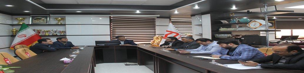 نشست مشترک مدیران بنیاد مسکن و بانک مسکن استان سمنان