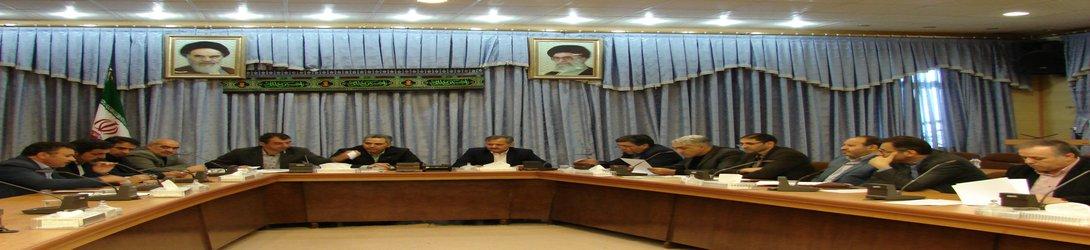 یکصدو نهمین جلسه شورای مسکن استان اردبیل برگزار گردید