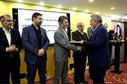 مراسم اعطای اعتبارنامه های هیات مدیره نظام مهندسی ساختمان