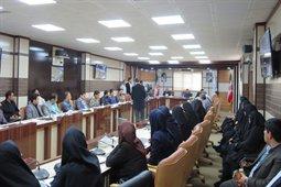 برگزاری دوره آموزشی آشنایی با نظام گزینش کشور دراداره کل راه و شهرسازی لرستان