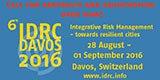ششمین کنفرانس بین المللی بحران و ریسک(داووس - سوئیس)