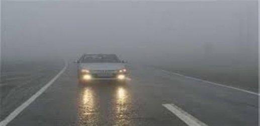 مه گرفتگی در سه مسیر جاده ای خراسان رضوی گزارش شد