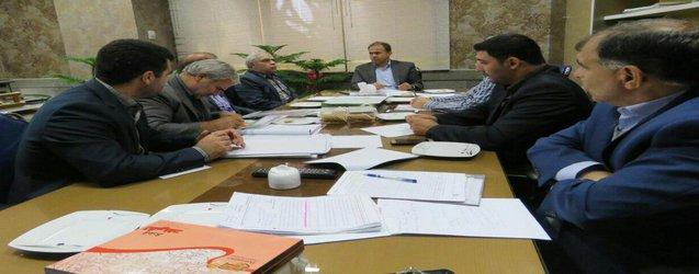 جلسه بررسی مشکلات طرح جامع شهر اسکو برگزار شد