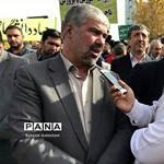 عضو شورای اسلامی شهر ارومیه گفت: مراسم ۱۳ آبان امسال هم با شعار استکبارستیزی با شکوه تر از سالهای گذشته برگزار شد