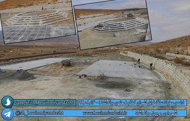 ✨ ادامه ی عملیات سنگ فرش شهدای گمنام ( محله ی میاندشت ) با اعتبار ۷۰۰/۰۰۰/۰۰۰ ریال از محل اعتبارات شهرداری و دولتی✨